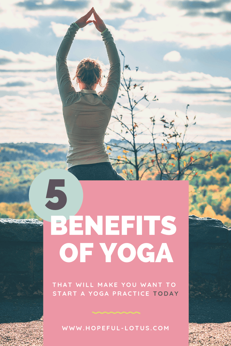 Unless you've tried yoga it's hard to imagine how a strange series of movements and breathing techniques can have such a transformative effect on your life. Experience the benefits of yoga first hand and I can guarantee any presumptions will swiftly be pushed aside! I've narrowed down the endless benefits of yoga to just 5 reasons why you should start a yoga practice today. What are you waiting for?