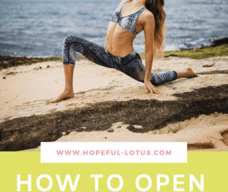 How to Open Your Chakras with Yoga