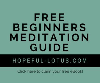 """The Ultimate Meditation Guide for Beginners   I'm sure by now you've heard about the benefits of meditation and are keen to get your own meditation practice going. But you don't know where to start, right? That's why I've created a beginners meditation guide full of beginners meditation tips and meditation quotes to help get you started. I promise that you won't be searching """"how to silence your mind"""" after reading my free eBook because this really is meditation made easy!"""