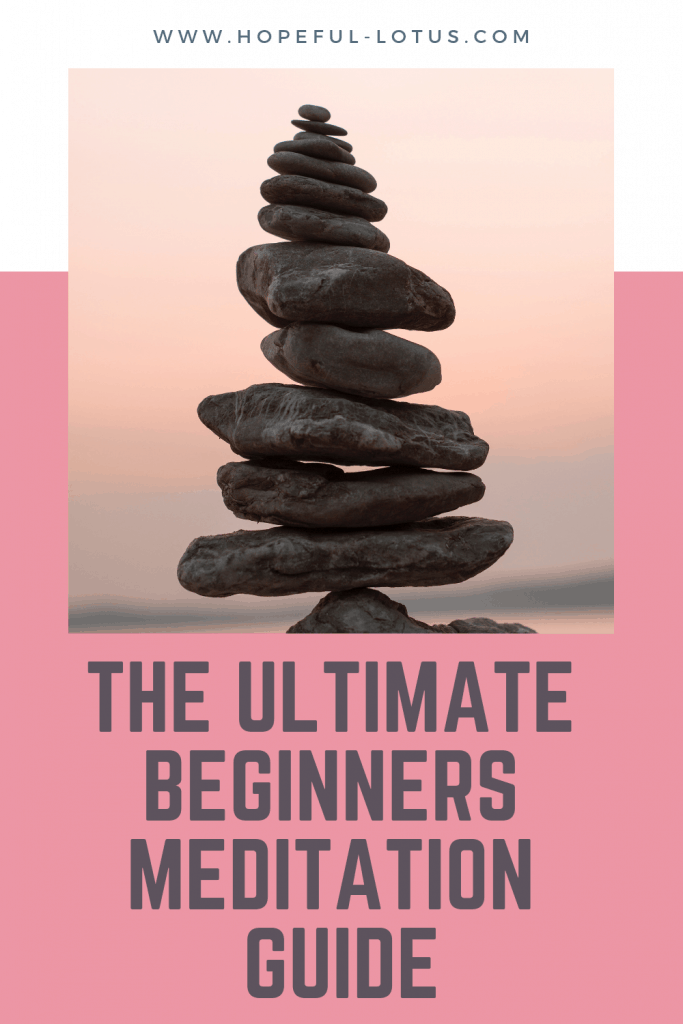 """The Ultimate Beginners Meditation Guide   I'm sure by now you've heard about the benefits of meditation and are keen to get your own meditation practice going. But you don't know where to start, right? That's why I've created a beginners meditation guide full of beginners meditation tips and meditation quotes to help get you started. I promise that you won't be searching """"how to silence your mind"""" after reading my free eBook because this really is meditation made easy!"""