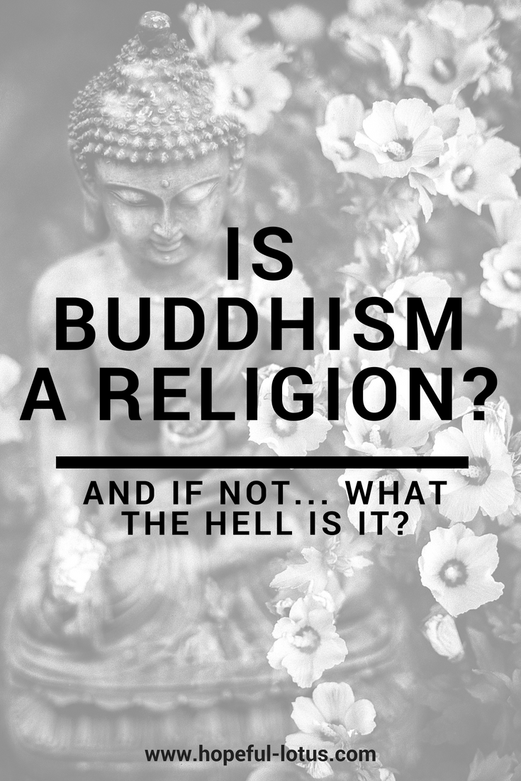Is Buddhism a religion? If you're new to Buddhist philosophy, this concept can be a little confusing. In this introduction to Buddhism i'm breaking down basic Buddhist teachings and facts to analyse whether Buddhism is a religion or simply just a way of life!