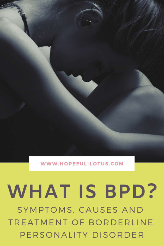 """What is BPD? Read about borderline personality symptoms, causes and treatment. This """"disorder"""" is highly stigmatized and raising awareness of BPD may help to promote understanding and lessen BPD stigma!"""