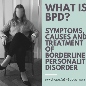 "What is BPD? Read about borderline personality symptoms, causes and treatment. This ""disorder"" is highly stigmatized and raising awareness of BPD may help to promote understanding and lessen BPD stigma!"