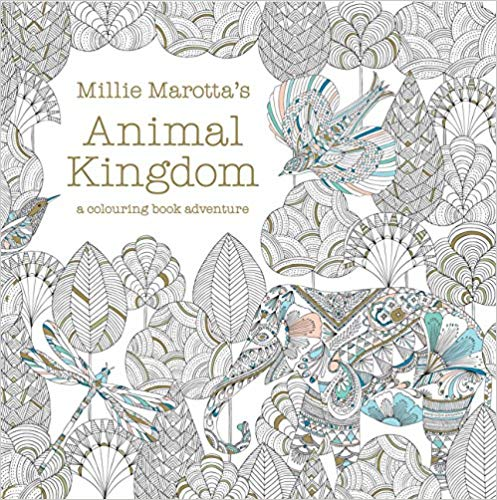 adult colouring books for mindfulness