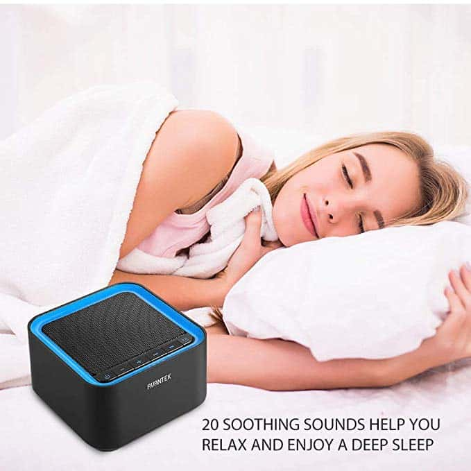 white noise machine for anxiety