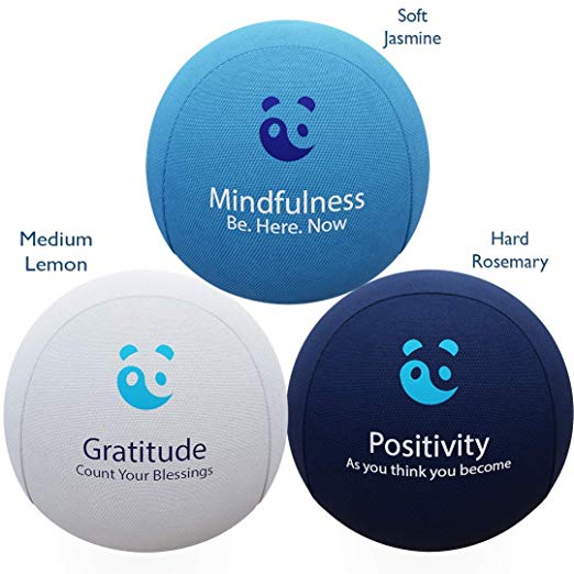 scented stress balls for anxiety