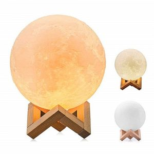 mindfulness moon lamp