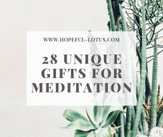 28 Unique Meditation Gifts for Mindfulness