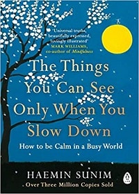 The Things You Can Only See When You Slow Down: How to be Calm in a Busy World - Haemin Sunim