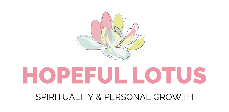 hopeful lotus spirituality and personal growth
