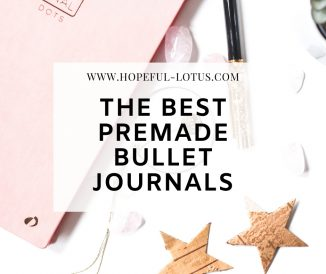 The 5 Best Premade Bullet Journals to Save You Time